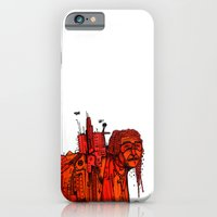iPhone & iPod Case featuring Afro Bono by Lee Grace Illustration