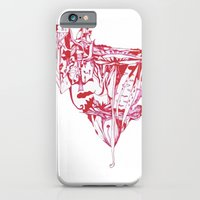 iPhone & iPod Case featuring Machinery, No. 0001 by eyemurmur