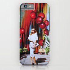 Red Berry Joy Town iPhone 6 Slim Case