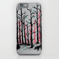 iPhone & iPod Case featuring Hide and Seek by Don Lim