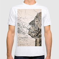 Penser : Expression. Mens Fitted Tee Ash Grey SMALL