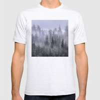 Looking For...... Mens Fitted Tee Ash Grey SMALL