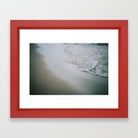 Thirteen Framed Art Print
