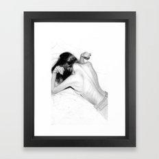 Pastime Framed Art Print