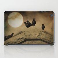 Meeting Of The Minds iPad Case