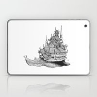 Snail Temple Laptop & iPad Skin