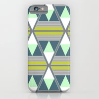 Tribal Blues iPhone 6 Slim Case
