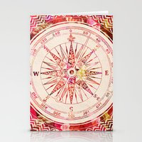 Follow Your Own Path II Stationery Cards