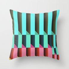 Geometric#26 Throw Pillow