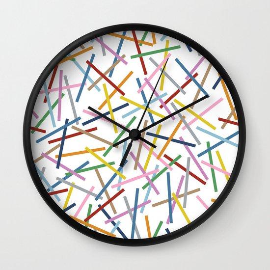 Kerplunk Repeat Wall Clock