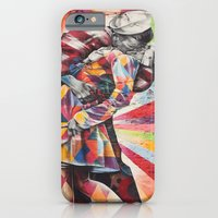 iPhone & iPod Case featuring New York Graffiti by Melissa Contreras