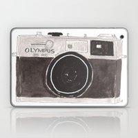 My Camera, Your Camera Laptop & iPad Skin