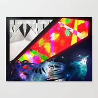 A Hero's Journey Canvas Print