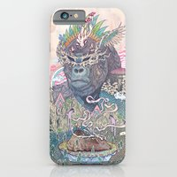iPhone & iPod Case featuring Ceremony by Mat Miller