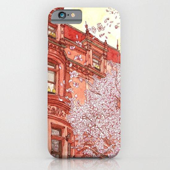 Bostonia iPhone & iPod Case