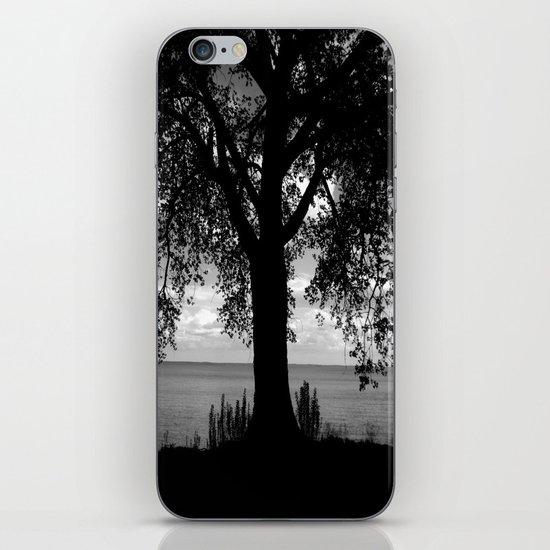 Where I Stand iPhone & iPod Skin