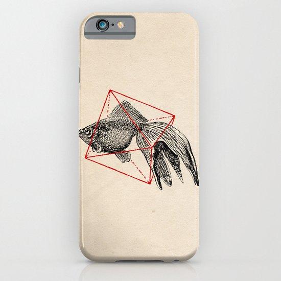 Fish In Geometrics III iPhone & iPod Case