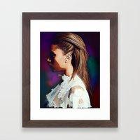 Cleo Framed Art Print