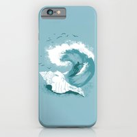 iPhone & iPod Case featuring Sound Wave by Chris Phillips