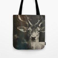 Oh Deer II Tote Bag