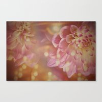 Champagne On My Tounge Canvas Print