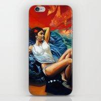 Yann iPhone & iPod Skin