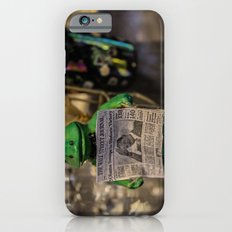 Froggy Reads the Wall Street Journal Slim Case iPhone 6s