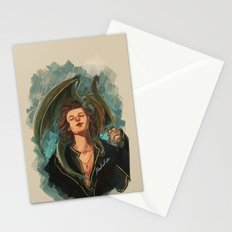 Lady and Harry Stationery Cards