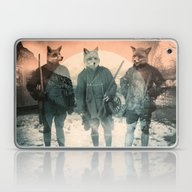 Fox Hunt Laptop & iPad Skin