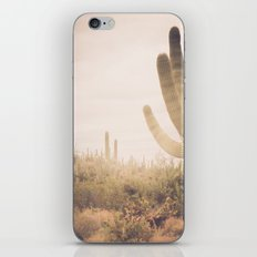 Saguaro Sunrise iPhone & iPod Skin