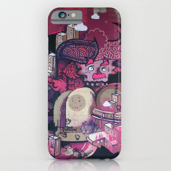 Dont Worry - Party Hard (Pink) Close Up iPhone & iPod Case