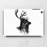 Vintage Buck iPad Case