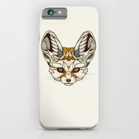 iPhone & iPod Case featuring Fennek // Animal Poker by Andreas Preis