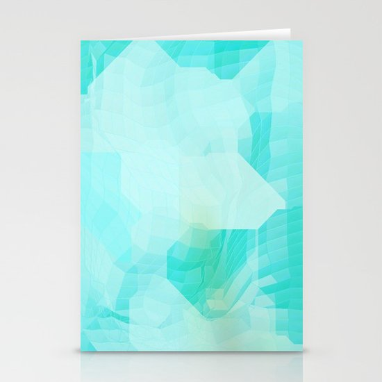 Mist Stationery Card