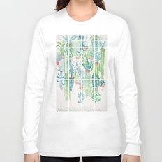 Winter in Glasshouses II Long Sleeve T-shirt