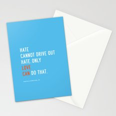 Love Can Quote Stationery Cards