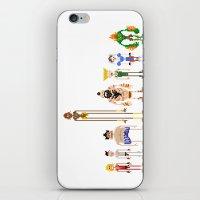 The Original 8 - Street Fighter  iPhone & iPod Skin