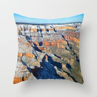 Lost In A Wonderful Mome… Throw Pillow