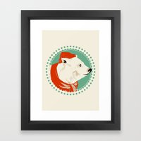 The Life Arctic Framed Art Print