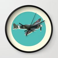 A Brief History of Aviation Wall Clock