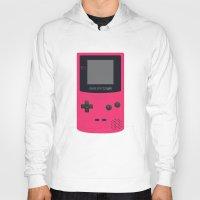 GAMEBOY Color - Pink Ver… Hoody