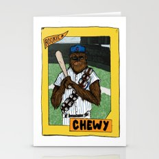 Wookiee of the Year Stationery Cards