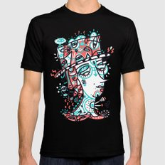 Landlord of the heart SMALL Mens Fitted Tee Black