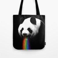 Pandalicious Tote Bag