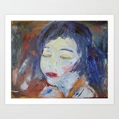 'Figure 5'  Art Print