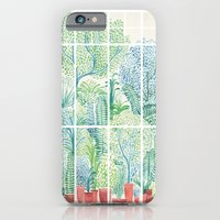Winter in Glass Houses I iPhone 6 Slim Case