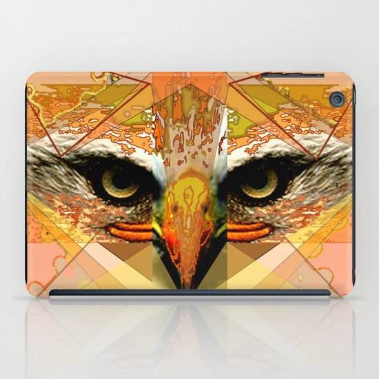 Eagle Eyes iPad Case