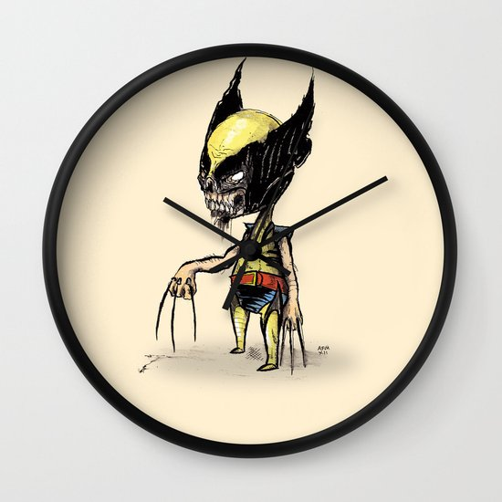 Zomberine Wall Clock