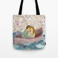 And They Lived Happily E… Tote Bag