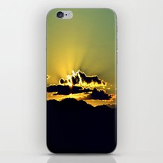 The Sky Is The Limit. iPhone & iPod Skin